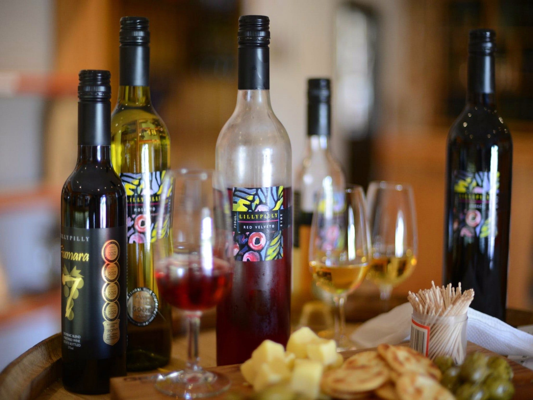 Lillypilly Estate Winery - Restaurant Find