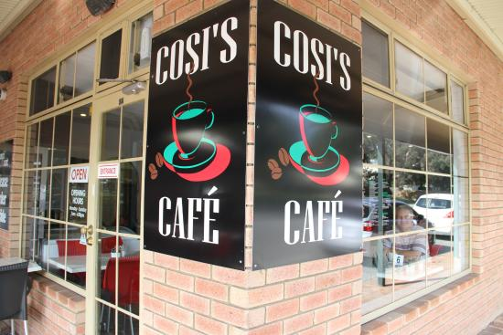 Cosis Cafe - Restaurant Find