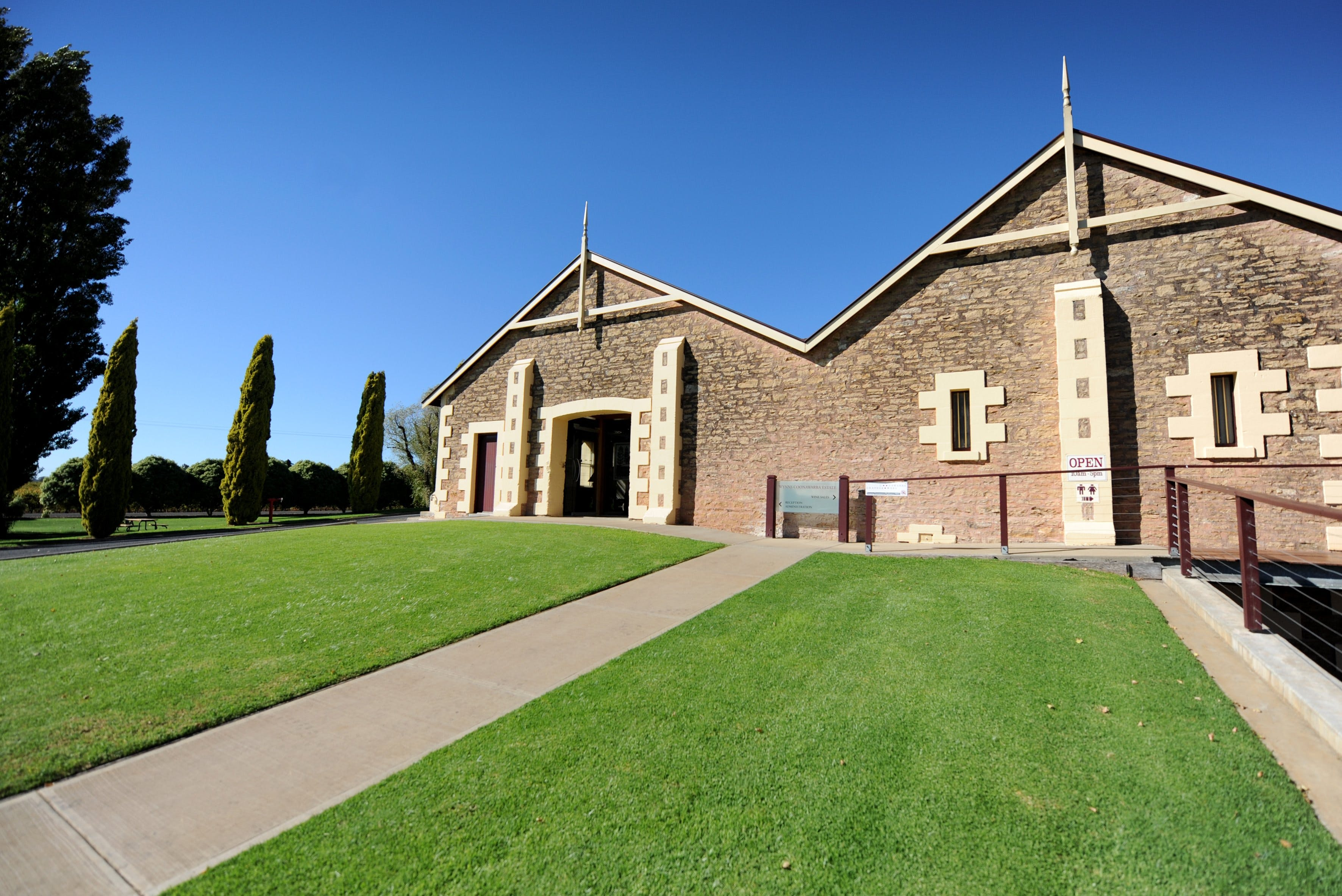 Wynns Coonawarra Estate Cellar Door - Restaurant Find