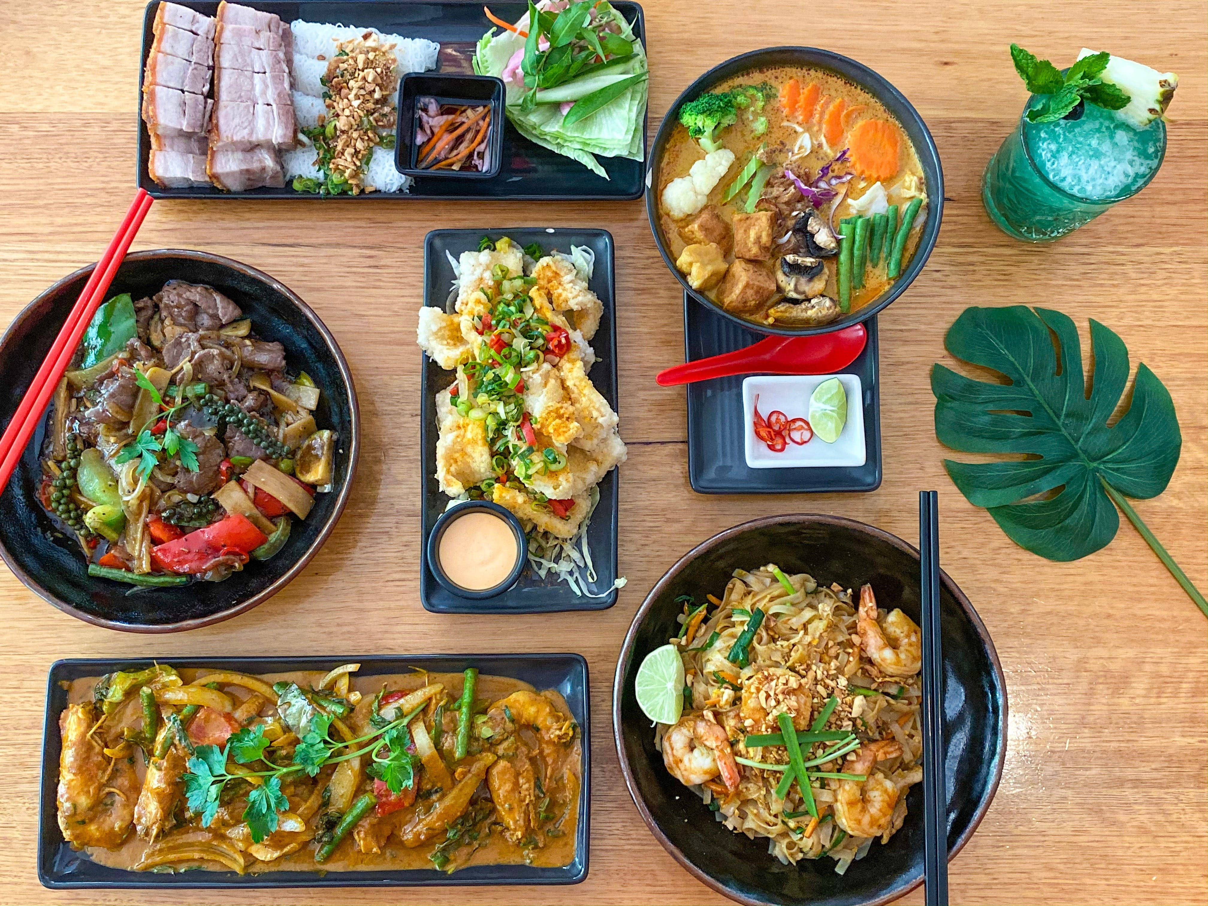 Chow A Taste of South East Asia - Restaurant Find
