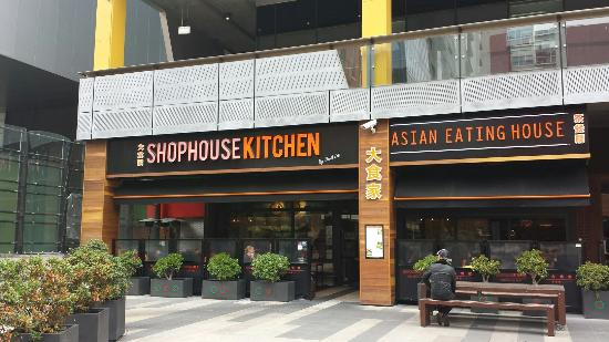 Shophouse Kitchen - Restaurant Find