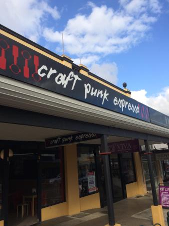 Craft Punk Espresso - Restaurant Find