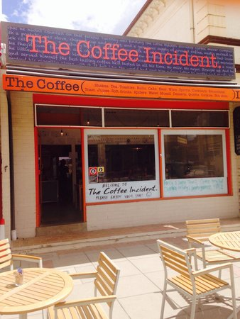 The Coffee Incident - Restaurant Find