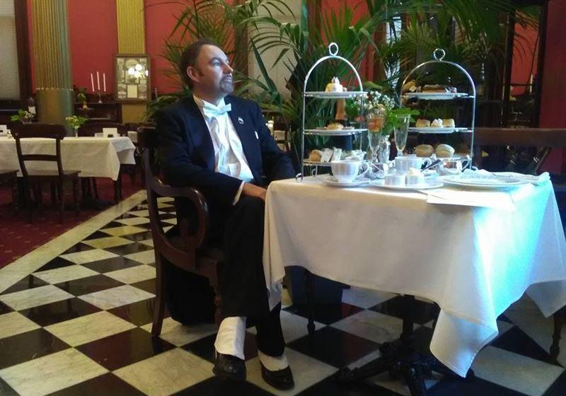 The Palm Court Tea Salon - Restaurant Find