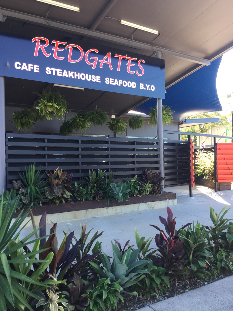 Redgates Caf Steakhouse Seafood - Restaurant Find