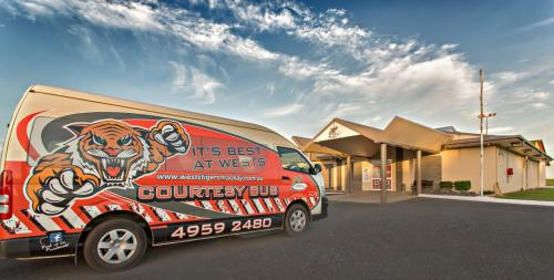 Western Suburbs Rugby Leagues Club Mackay - Restaurant Find