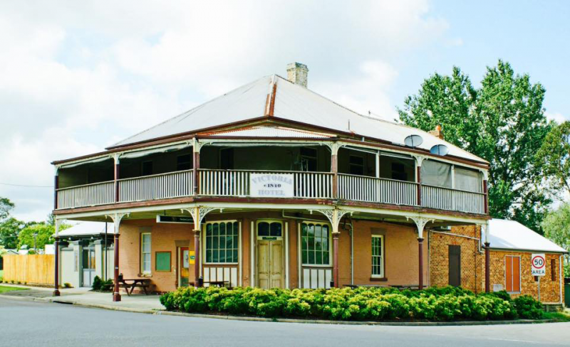 The Victoria Hotel Hinton - Restaurant Find