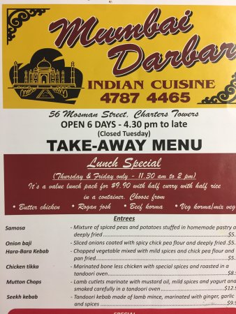 Heera Indian Cuisine - Restaurant Find