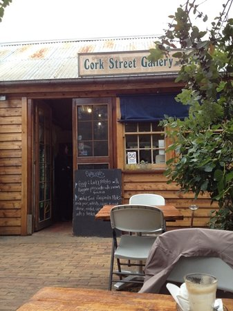 Cork Street Cafe - Restaurant Find