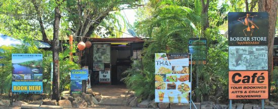 Border Store in Kakadu - Restaurant Find