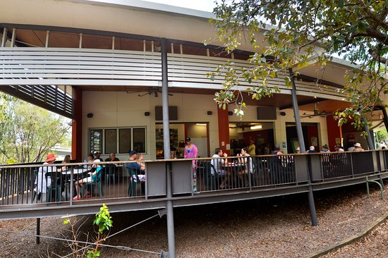 Wangi Falls Cafe - Restaurant Find