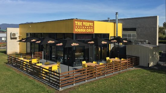 The Verve Lounge Cafe At Old Beach - Restaurant Find