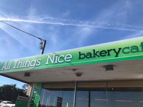 All Things Nice Bakery & Cafe - Restaurant Find