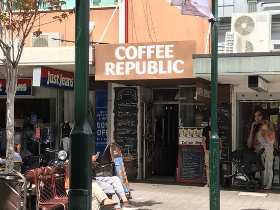 Coffee Republic - Restaurant Find
