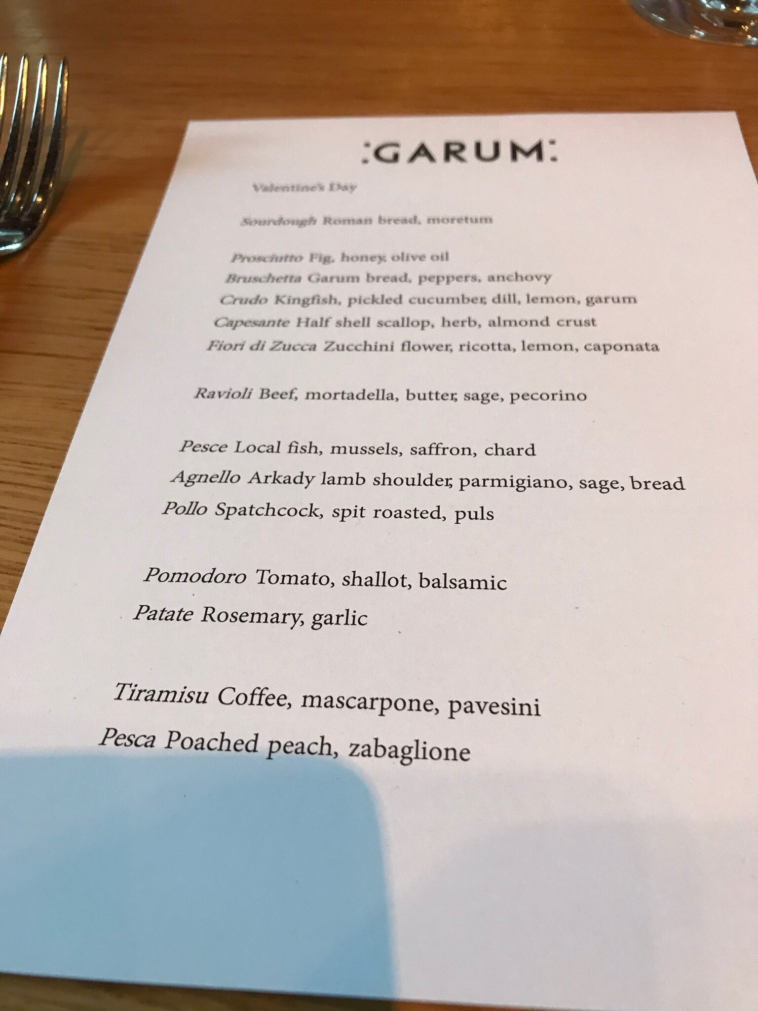 Garum Perth - Restaurant Find
