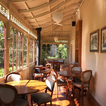 Glen Derwent Tea Room - Restaurant Find
