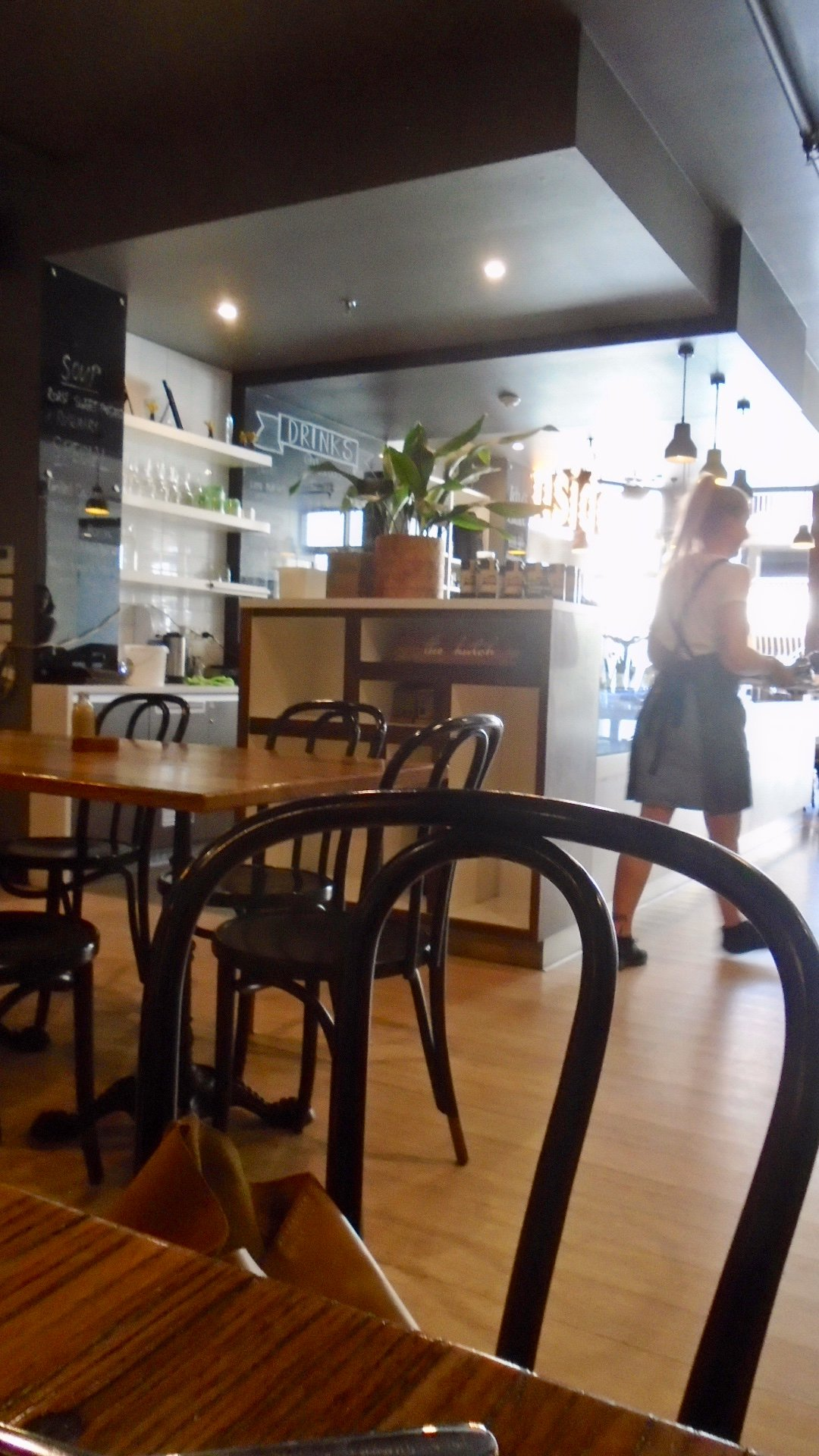 Inside Cafe Launceston - Restaurant Find