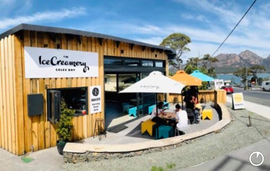 The Ice Creamery - Restaurant Find