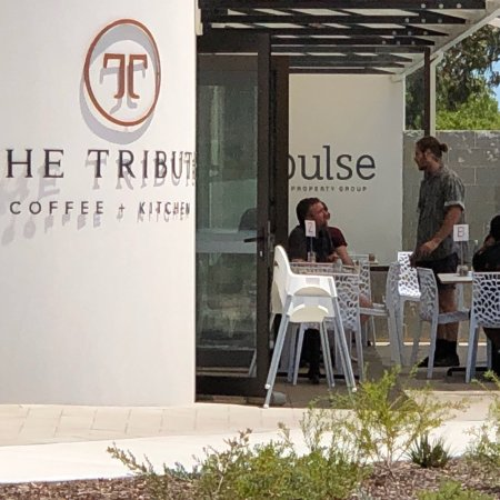 The Tribute Coffee and Kitchen - Restaurant Find