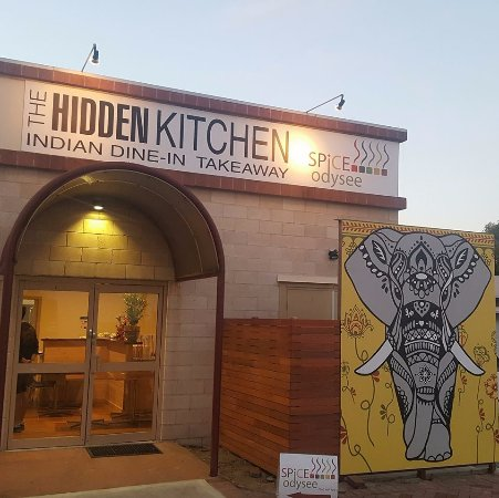 Spice Odysee - The Hidden Kitchen - Restaurant Find