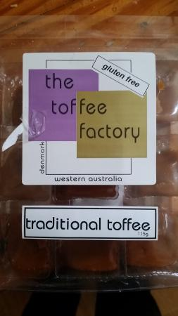 The Toffee Factory - Restaurant Find