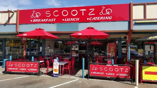 Scootz Cafe - Restaurant Find