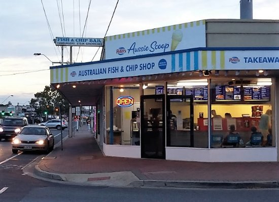 Australian Fish  Chip Shop - Restaurant Find