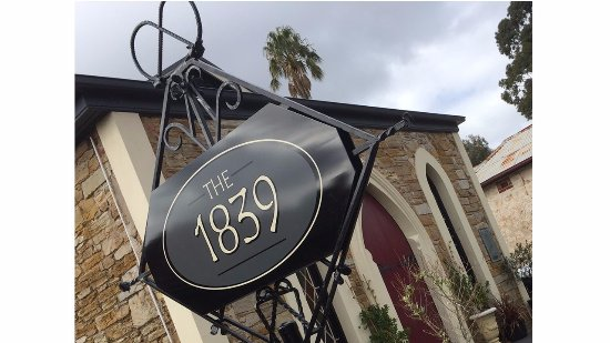 The 1839 - Restaurant Find