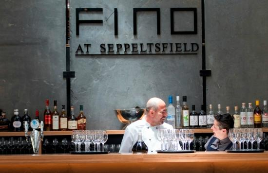 FINO Seppeltsfield - Restaurant Find