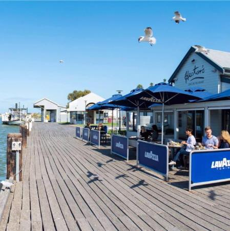 Hector's Cafe on the Wharf - Restaurant Find