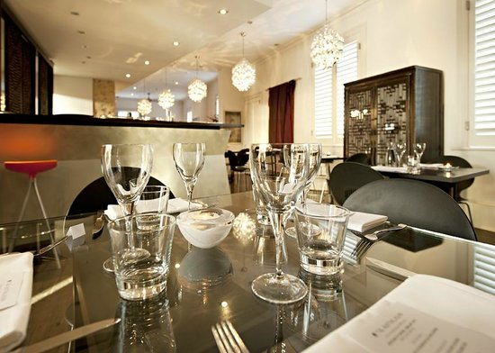 The Australasian Dining Room - Restaurant Find