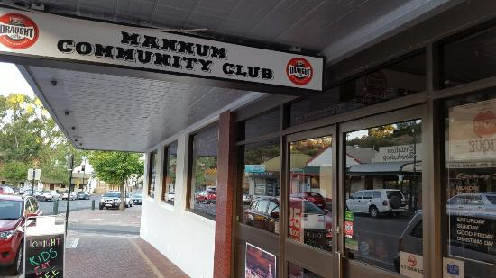 Mannum Community Club - Restaurant Find