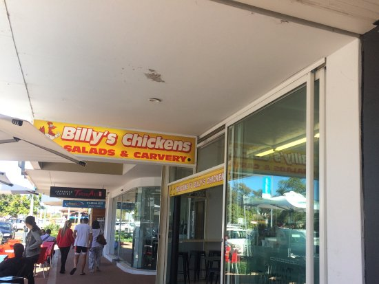 Billy's Chickens - Restaurant Find