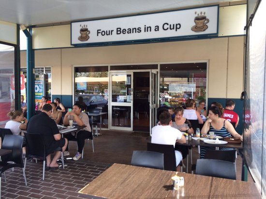 Four Beans in a Cup - Restaurant Find