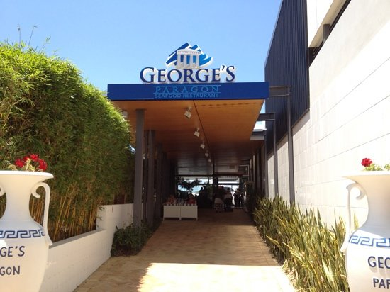 George's Paragon Waterfront Seafood Rest - Restaurant Find