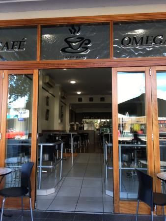 Cafe Omega - Restaurant Find