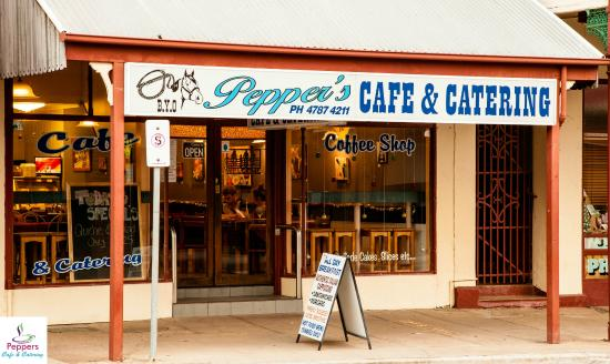 Peppers Cafe  Catering - Restaurant Find