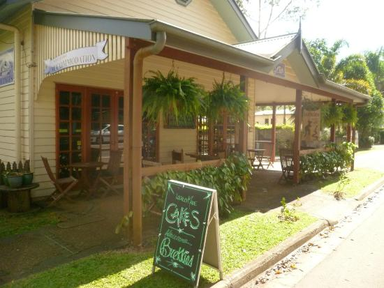 Allumbah Pocket Cottages Cafe - Restaurant Find