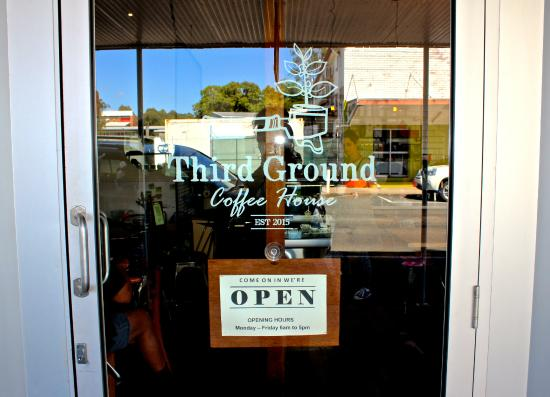 Third Ground Coffee House - Restaurant Find