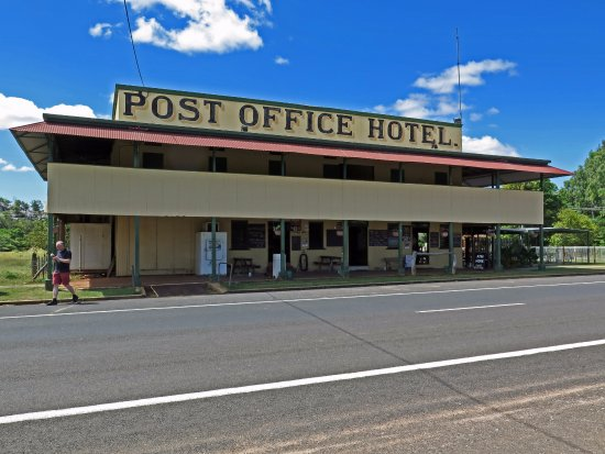 Post Office Hotel - Restaurant Find