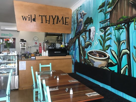 Wild THYME Dining